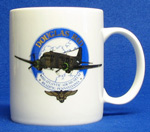 NATS Douglas R4D-6 Coffee Mug