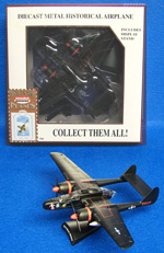 P-61 Black Widow by Postage Stamp Planes
