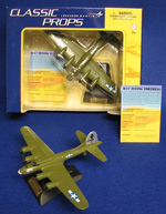 B-17 Flying Fortress - Classic Props Models