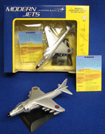 Harrier �Jumpjet� - Modern Jets Models
