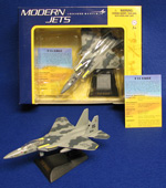 F-15 Eagle  - Modern Jets Models