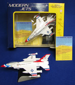 F-16 Fighting Falcon  - Modern Jets Models