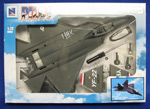 YF-22 Lightning II - 1:72 scale kit