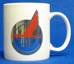 Piedmont Airlines Coffee Mug