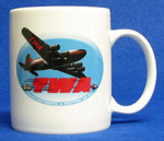 Transcontinental & Western Air Coffee Mug