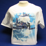 F4U Corsair (Wingmen) T-Shirt