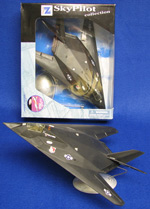 F-117 Night Hawk - Die-Cast Plastic Model