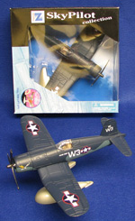 F4U Corsair - Die-Cast Plastic Model