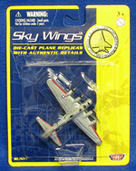 B-17 Flying Fortress - Sky Wings 3.5 Inch Die-Cast Model
