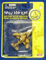 F-4 Phantom - Sky Wings 3.5 Inch Die-Cast Model