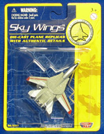 F-14 Tomcat - Sky Wings 3.5 Inch Die-Cast Model