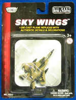 F-15 Eagle - Sky Wings 3.5 Inch Die-Cast Model