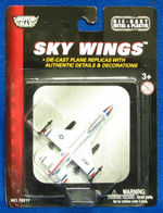 F-16 Falcon - Sky Wings 3.5 Inch Die-Cast Model