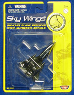 SR-71 Blackbird - Sky Wings 3.5 Inch Die-Cast Model