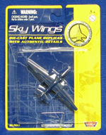 U-2 - Sky Wings 3.5 Inch Die-Cast Model