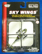 UH-60 Blackhawk - Sky Wings 3.5 Inch Die-Cast Model