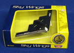 B-2 Spirit Stealth Bomber - 4.5 Inch Die-Cast Model