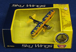 Boeing Stearman Kaydet - 4.5 Inch Die-Cast Model