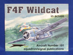 F4F WILDCAT IN ACTION #191