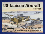 US LIAISON AIRCRAFT IN ACTION #195