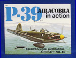 P-39 AIRACOBRA IN ACTION #43