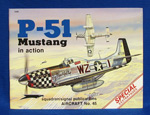 P-51 MUSTANG IN ACTION #45