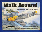 WALK AROUND MESSERSCHMITT BF 109E #34