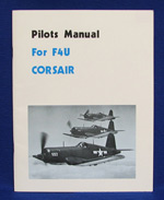 PILOT�S MANUAL FOR F4U CORSAIR