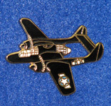 P-61 Black Widow Pin