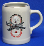 P-61 Black Widow Tankard