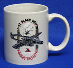 Northrop P-61 Black Widow Coffee Mug