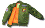 MA-1 Children's and Youth's Flight Jacket