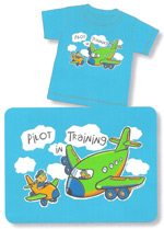 """Pilot in Training"" Toddler's T-Shirt"