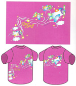 """Fly Girl"" Children's T-Shirt"
