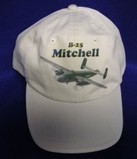 "B-25J Mitchell ""Briefing Time"" Classic Hat"