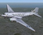 MAAM-SIM Douglas R4D/DC-3/C-47 - FS9 DOWNLOAD VERSION