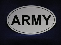 ARMY Euro-Sticker