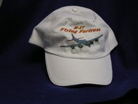 B-17 Flying Fortress Print  Hat