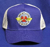 Mid-Atlantic Air Museum Mesh-Back Hat