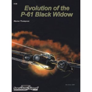 Evolution of the P-61 Black Widow