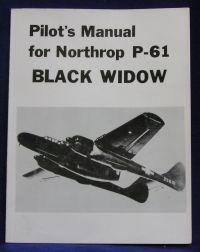 Pilot's Manual for Northrop P-61 Black Widow