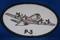 P-3 Orion Patch