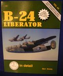 B-24 LIBERATOR IN DETAIL & SCALE #64
