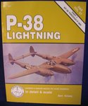 P-38 LIGHTNING IN DETAIL & SCALE PART 1 #57  (XP-38 THROUGH P-38H)