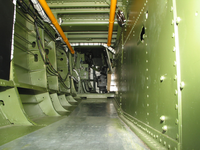 Mid Atlantic Air Museum B 25j Bombardier S Compartment