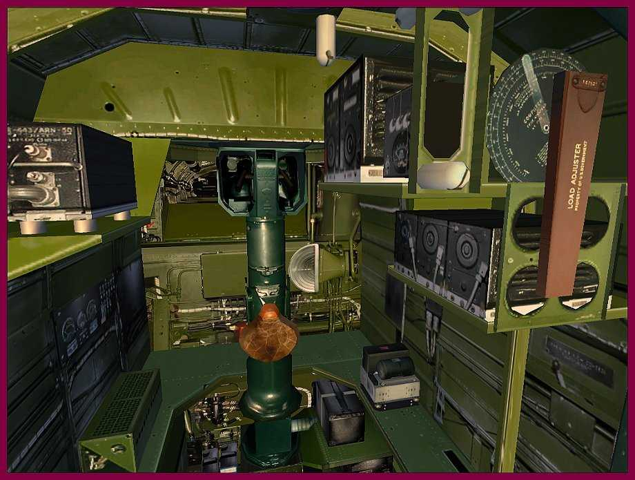 MAAM-SIM B-25J 'BRIEFING TIME'